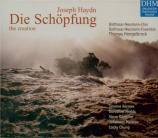 HAYDN - Hengelbrock - Die Schöpfung (La création), oratorio pour soliste