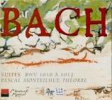 BACH - Montheilet - Suite pour violoncelle seul n°4 en mi bémol majeur B transcription pour théorbe