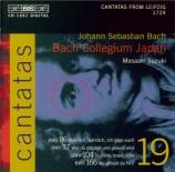 Cantatas Vol.19