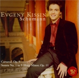 SCHUMANN - Kissin - Sonate pour piano n°1 en fa dièse mineur op.11 'Flor