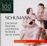 SCHUMANN - Gianoli - Carnaval, scènes mignonnes sur quatre notes pour pi