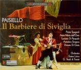 PAISIELLO - Carella - Il barbiere di Siviglia (Le barbier de Séville)