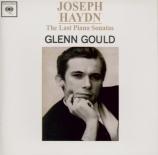 HAYDN - Gould - Sonate pour clavier en do majeur op.70 Hob.XVI:48