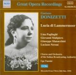 DONIZETTI - Tansini - Lucia di Lammermoor