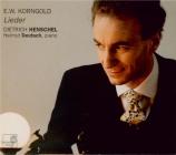 KORNGOLD - Henschel - Lieder