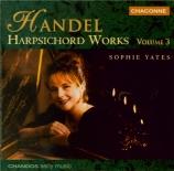 Harpsichord Works Vol.3