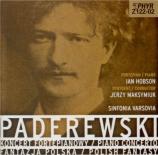 PADEREWSKI - Hobson - Concerto pour piano et orchestre en la mineur op.1