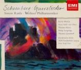 SCHOENBERG - Rattle - Gurrelieder