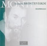 Madrigaux (Extraits des quatre premiers livres)