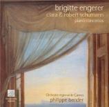 SCHUMANN - Engerer - Concerto pour piano et orchestre en la mineur op.54