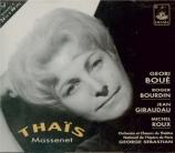 MASSENET - Sebastian - Thaïs (Live Paris 1952) Live Paris 1952