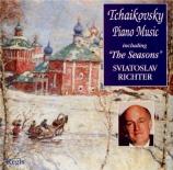 TCHAIKOVSKY - Richter - Nocturne pour piano en fa majeur op.10 n°1
