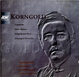 KORNGOLD - Richter - Schauspiel Ouvertüre op.4