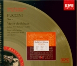 PUCCINI - De Sabata - Tosca