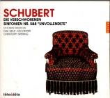 SCHUBERT - Spering - Die Verschworenen (Les conjurés), Singspiel D.787
