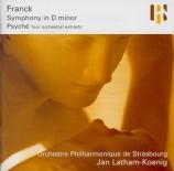 FRANCK - Latham-Koenig - Symphonie pour orchestre enrémineur FWV.48
