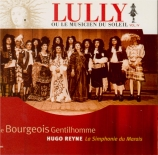Lully ou le musicien du soleil vol.4