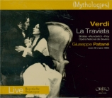 VERDI - Patané - La traviata, opéra en trois actes live München, 28 - 3 - 1965