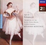 ADAM - Bonynge - Giselle