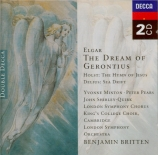 ELGAR - Britten - The dream of Gerontius op.38