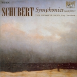 Intgrale des symphonies