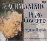 RACHMANINOV - Lugansky - Rhapsodie pour piano et orchestre sur un thème