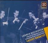 BEETHOVEN - Quatuor Calvet - Quatuor à cordes n°5 op.18-5