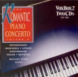 The Romantic Piano Concerto vol.2