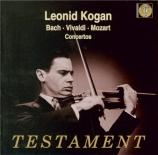 BACH - Kogan - Concerto pour deux violons en ré mineur BWV.1043 'Double