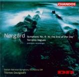 NORGARD - Dausgaard - Symphonie n°6