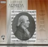 HAYDN - Leitner - Armida (Armide), opéra en trois actes Hob.XXVIII:12