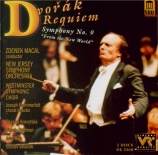 DVORAK - Macal - Requiem, pour soprano, contralto, ténor, basse, choeur m