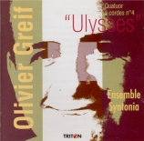 GREIF - Ensemble Synton - Quatuor à cordes n°4 'Ulysses'