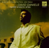 HAENDEL - Daniels - Airs d'oratorios