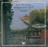 ATTERBERG - Rasilainen - Symphonie n°2 en fa majeur op.6