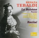 Bohème - Airs de Verdi, Puccini, Catalani, Giordano et Gouno