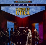 VIVALDI - Malgoire - Catone in Utica, opéra en 3 actes RV.705