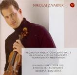 PROKOFIEV - Znaider - Concerto pour violon n°2 en sol mineur op.63