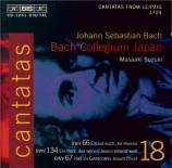 Cantatas Vol.18