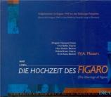 Die Hochzeit des Figaros (en allemand)