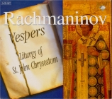 RACHMANINOV - Polyanskii - Liturgie de Saint Jean Chrisostome, pour chœu
