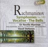 RACHMANINOV - Stefanov - Symphonie n°2 en mi mineur op.27