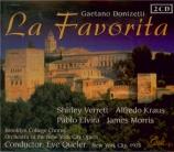 DONIZETTI - Queler - La favorita (La favorite) (live New York, 1975) live New York, 1975