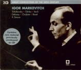 TCHAIKOVSKY - Markevitch - Symphonie 'Manfred' pour orgue et orchestre e