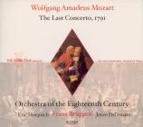 MOZART - Brüggen - Concerto pour clarinette et orchestre en la majeur K