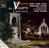 MARSCHNER - Tenner - Der Vampyr