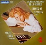 JACQUET DE LA GUERRE - Elek - Suite pour clavecin en fa majeur (Premier