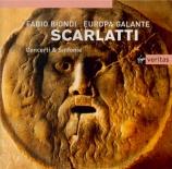 Concerti e sinfonie d'Alessandro et Domenico Scarlatti