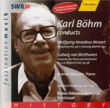 MOZART - Böhm - Symphonie n°40 en sol mineur K.550