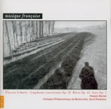 SCHMITT - Robertson - Symphonie concertante pour piano et orchestre op.8